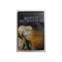 MEDITATII BEETHOVENIENE  - LUPTA CU SINGURATATEA de GEORGE BALAN , 2020