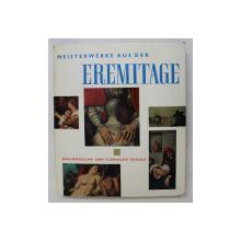 MEISTERWERKE AUS DER ERMITAGE - HOLLANDISCHE UND FLAMISCHE SCHULE , text von W.F. LEVINSON  - LESING und MITARBEITEN , 1962