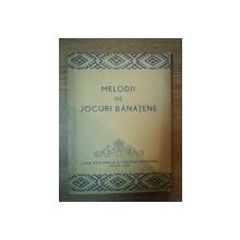 MELODII DE JOCURI BANATENE  1964