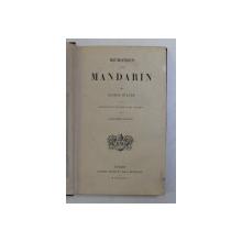MEMOIRES D ' UN MANDARIN  par EUGENE MULLER , illustrations par SCOTT , 1882