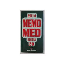 MEMOMED ED. 20 , 2014