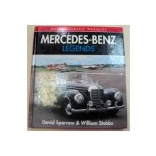 MERCEDES-BENZ LEGENDS-DAVID SPARROW