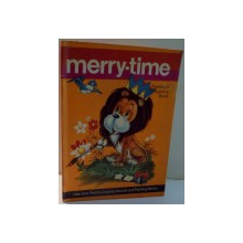 MERRY-TIME, PAINTING & CRAYONING BOOK , 1972