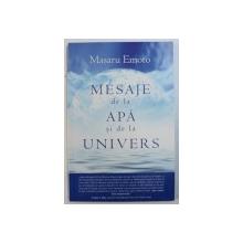 MESAJE DE LA APA SI DE LA UNIVERS de MASARU EMOTO , 2012