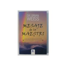 MESAJE DE LA MAESTRI de BRIAN WEISS , 2018