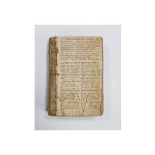 METAMORPHOS. LIB. I, POVIDII NASONIS - 1754?