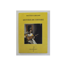 METODA DE CHITARA de MATTEO CARCASSI , 2008