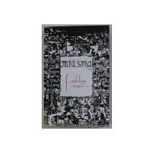 MIASMA  - TRATAT DE REZISTENTA MATERIALELOR , un roman de FLAVIUS ARDELEAN , 2016