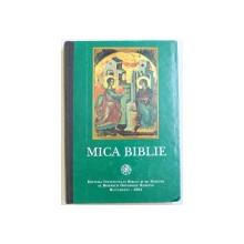 MICA BIBLIE , 2004