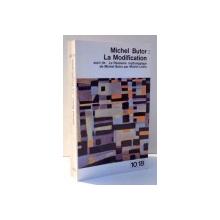 MICHEL BUTOR: LA MODIFICATION par MICHEL LEIRIS , 1966