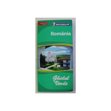MICHELIN - ROMANIA , GHIDUL VERDE , 2008