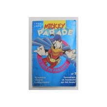 MICKEY PARADE , NO. 3 - 1966 - 1996 - 30 ANS DE PARADE , APARUTA 1996 , BENZI DESENATE