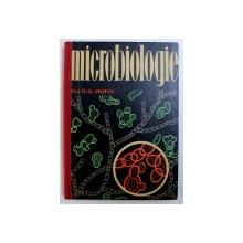 MICROBILOGIE - MANUAL PENTRU SCOLILE TEHNICE DE MAISTRI de DUMITRU MOTOC , 1963