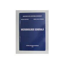 MICROBIOLOGIE GENERALA de NECULAI BALAUCA si NICOLE LIVIA ATUDOSIEI , 2004