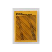 MICROMECHANICS OF FLOW IN SOLIDS by JOHN J. GILMAN , 1969