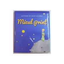 MICUL PRINT de ANTOINE DE SAINT - EXUPERY 2014, MINIMA UZURA A COTORULUI