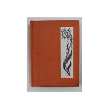 MIHAI BENIUC - PE COARDELE TIMPULUI , versuri , 1963 , EXEMPLAR SEMNAT SI NUMEROTAT 288 DIN 600 *