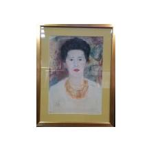Milita Petrascu (1892-1976) - Portret de femeie