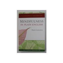 MINDFULNESS IN PLAIN ENGLISH by BHANTE GUNARATANA , 2011
