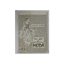 MINI - GHID DE MODA , PRIMAVARA  - VARA , 1993