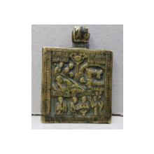 Miniatura, bronz, Rusia, sec. XIX