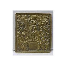 Miniatura din bronz, Rusia, cca. 1900