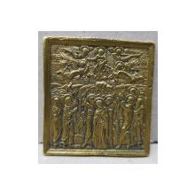 Miniatura din bronz, Rusia, sec. XIX