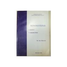 MINORITATILE. STATUT, PERSPECTIVE de ION DIACONU  1996