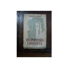 Mircea Eliade, Domnisoara Christina, Bucuresti 1936, Dedicatia autorului