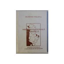MISCAREA NATIONALA ALBANEZA de DUMITRU POLENA , 2000