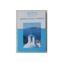 MISIUNEA SOCIALA A BISERICII , 2000