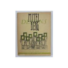MITTELBERG - DESSINS , presentation de PIERRE COURTADE , 1953
