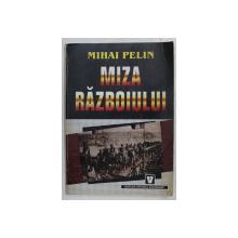 MIZA RAZBOIULUI 6 SEPTEMBRIE 1940 - 12 IUNIE 1941 de MIHAI PELIN