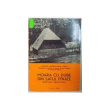 MOARA CU DUBE DIN SATUL FINATE. RAIONUL BEIUS, REGIUNEA CRISANA  1966