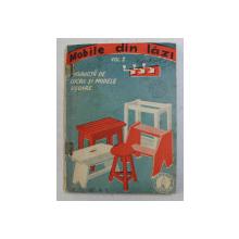 MOBILE DIN LAZI , COLEGAT DE DOUA CARTI  , 1945