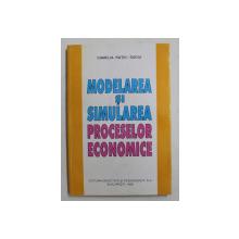 MODELAREA SI SIMULAREA PROCESELOR ECONOMICE de CAMELIA RATIU -SUCIU ,  1995