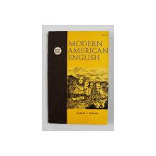 MODERN AMERICAN ENGLISH , BOOK FOUR by ROBERT J. DIXSON , 1968