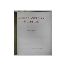 MODERN AMERICAN SCULPTURE , text by DORE ASHTON , 1965