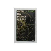 MODERN MAN IN SEARCH OF A SOUL by C.G. JUNG , ANII '70 , PREZINTA SUBLINIERI CU PIXUL *