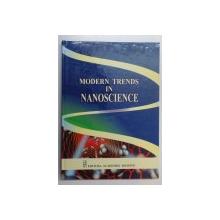 MODERN TRENDS IN NANOSCIENCE EDITED by MARIA BALASOIU , GRIGORY M. ARZUMANYAN , 2013