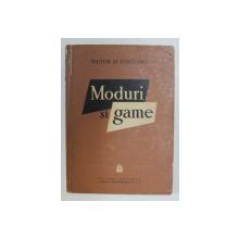 MODURI SI GAME de VICTOR M . IUSCEANU , 1962