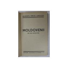 MOLDOVENII - DIN VIATA SATULUI MEU de GEORGETA MIRCEA CANCICOV , 1938