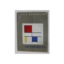 MONDRIAN 1872 - 1944 von DAVID LEWIS , 1960