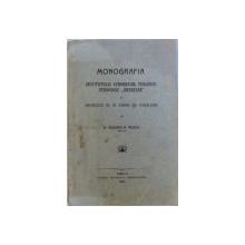 MONOGRAFIA INSTITUTULUI  SEMINARIAL TEOLOGIC - PEDAGOGIC  ANDREIAN -  DR. EUSEBIU R. ROSCA ,SIBIU 1911