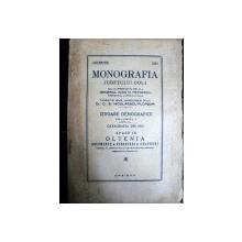 MONOGRAFIA JUDETULUI DOLJ  -IZVOARE DEMOCRAFICE   -VOL.II, PARTEA A III A  - 1944