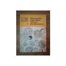 MONOGRAFIA POLENULUI FLOREI DIN ROMANIA de ION T. TARNAVSCHI ... DIDONA RADULESCU , 1981