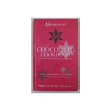 MONTEZUMA' S CHOCOLATE COOKBOOK by SIMON & HELEN PATTINSON , 2014
