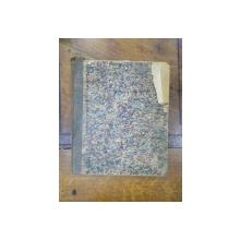 Moralul crestin, caiet manuscris a doua jumatatea a sec. al XIX-lea