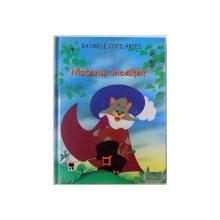 MOTANUL INCALTAT  - COLECTIA BASMELE COPILARIEI , ilustratii de VAN GOOL , 2007