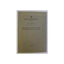 MOTOARELE DIESEL PENTRU AUTOVEHICULE SI AVIOANE de E. COLEV , 1937